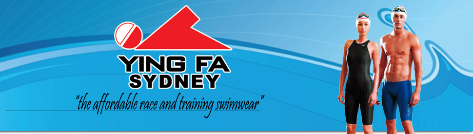 Ying Fa Sydney - race and training swimwear