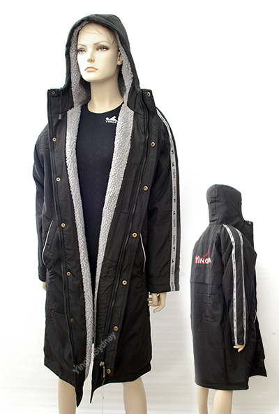 Yingfa Long Swimming Jackets and Swim Coats