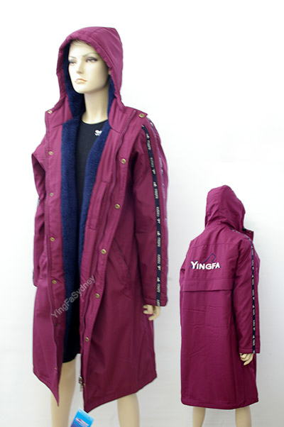 Yingfa Long Swimming Jackets and Swim Coats